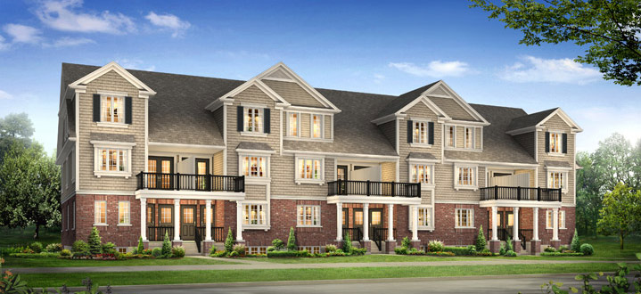 Guelph - Victoria - The Lakeside Townhome